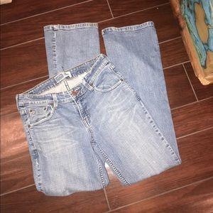 Levi's size 4 stretch denim jeans 🌸